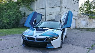 Why I'm Not Keeping My BMW i8!