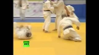 Путин и Медведев спорт мотивация   Putin sport motivation 2015
