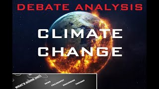 Climate Change  Debate Analysis