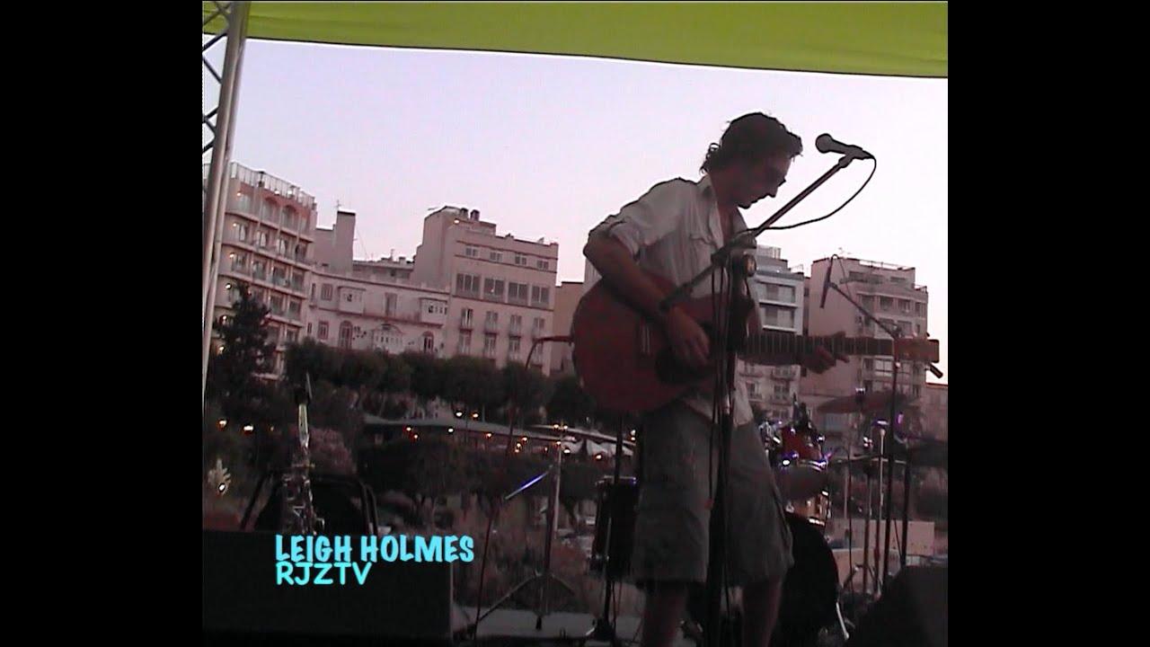 Leigh Holmes @ Sliema Street Art Festival