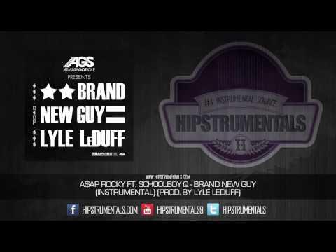 A$AP Rocky Ft. Schoolboy Q - Brand New Guy [Instrumental] (Prod. By Lyle LeDuff) + DOWNLOAD LINK