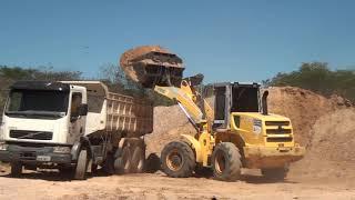 Heraldo acompanha recuperação das estradas no distrito do Bixopá