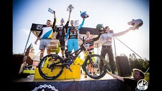 fa7670ea74c Downhill City Tour - Ustron - 6th place run.