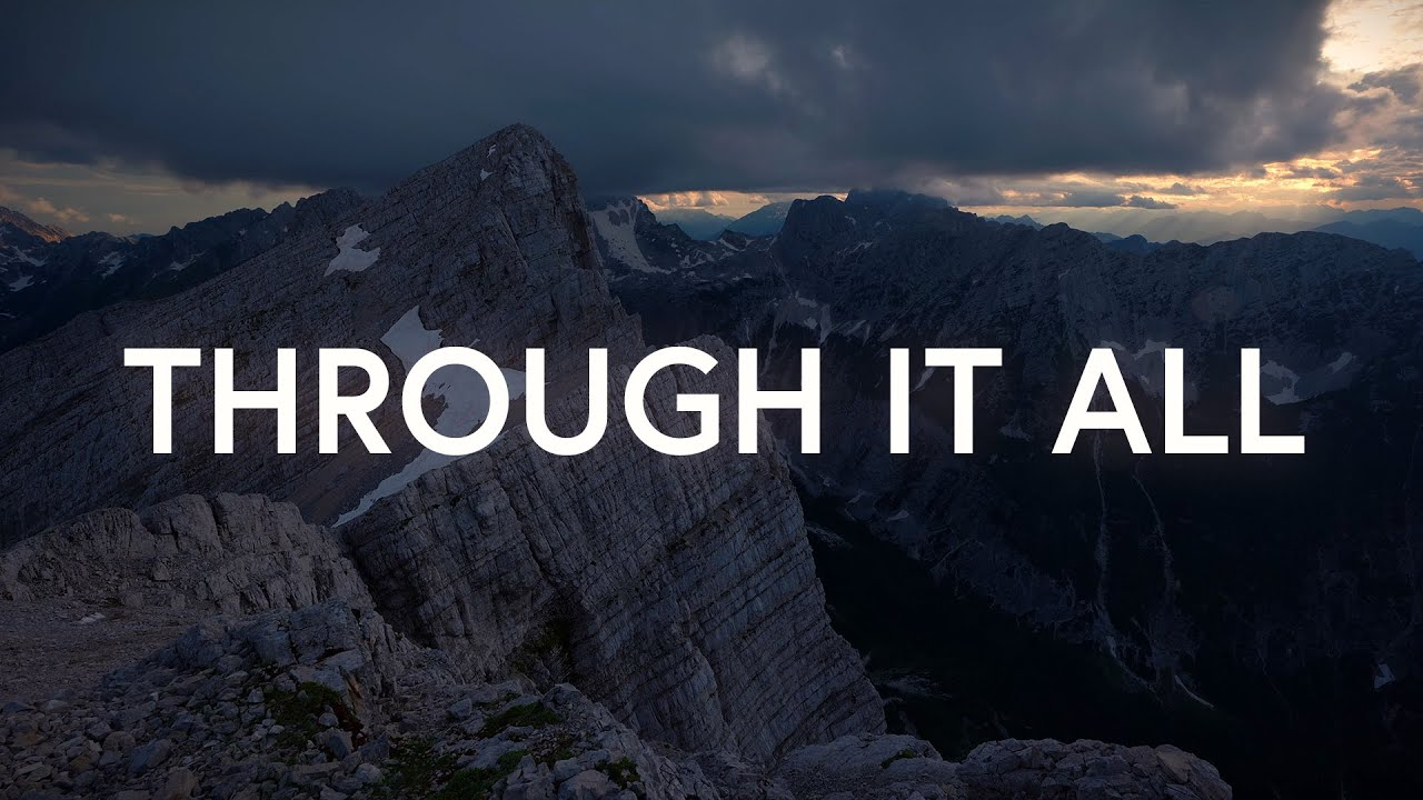 Ryan Stevenson  - Through It All (Lyrics) ft. Tasha Layton