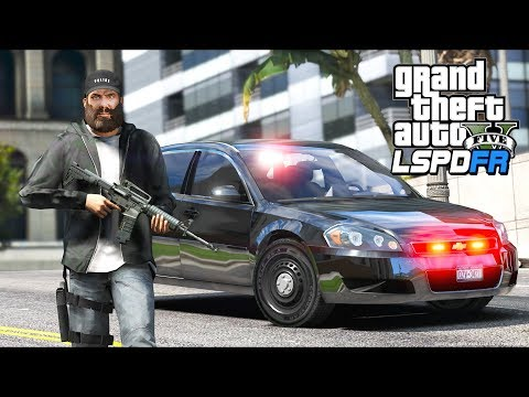 GTA 5 - LSPDFR Ep552 - NYPD Undercover Officer!!