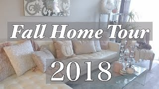 FALL LIVING ROOM TOUR | 2018 | CONDO LIVING