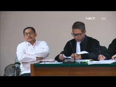 Anak buah Nazaruddin dituduh berbohong soal aliran dana ke Anas Urbaningrum - NET17
