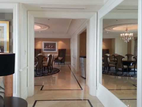 The Ritz Carlton Presidential Suites Pacific Place Jakarta Indonesia