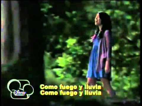 Camp Rock 2   I Wouldn't Change a Thing subtitulado en espaol