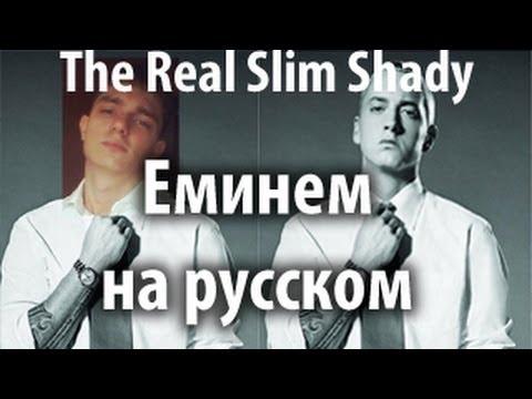 Слушать онлайн Eminem - We Made You (перевод)