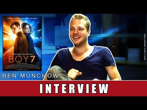 Boy 7 - Interview  | Ben Münchow