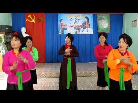 CLB Còn Duyên 10-01-2013 : Tốp múa ĐI CẤY
