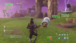 Fortnite - Save the World - Mega Give Rare Weapons and Radius