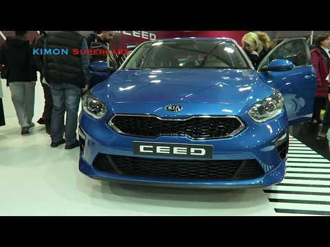 New 2020 Kia Ceed Exterior Interior Youtube