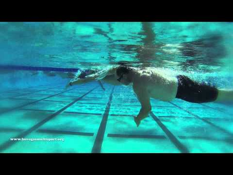 LV Tri Club & Henderson Southern Nevada Masters Swimming 100x100 Event Video