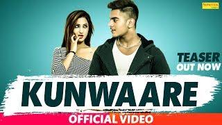 Teaser Kunwaare | Miss ADA, Kunal Singla, Saurabh | Latest Haryanvi Songs Haryanavi 2019 | Sonotek
