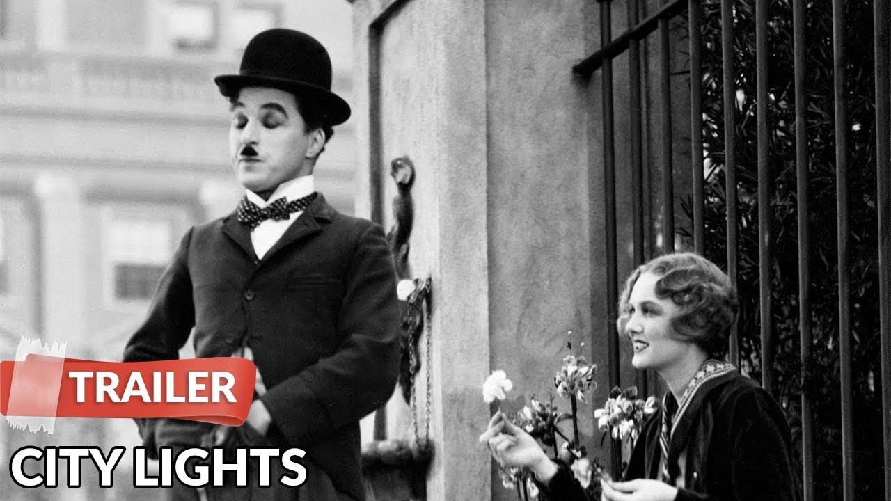 City Lights 1931 Trailer | Charles Chaplin