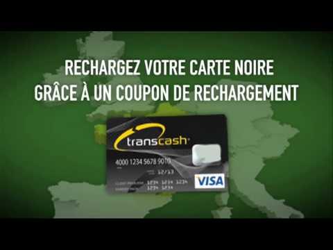 TRANSCASH - Nouveau aux Antilles - Guyane - La carte bancaire Visa prépayée rechargeable !!!!