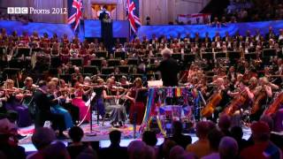 Henry Wood: Hornpipe from the Fantasia on British Sea Songs - Last Night of the BBC Proms 2012