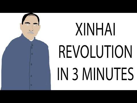 Xinhai Revolution | 3 Minute History