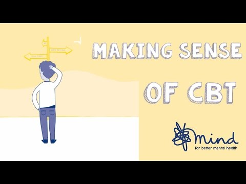 What is CBT? | Making Sense of Cognitive Behavioural Therapy