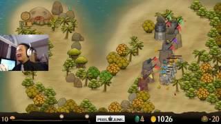 LotusCrane reviews PixelJunk Monsters Ultimate