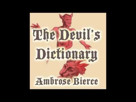 The Devils Dictionary audiobook part 1 YouTube