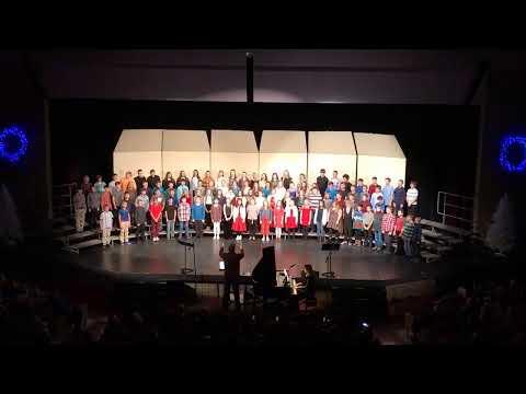 Minnewaska Area Intermediate School Holiday Concerts - Grades 4, 5, & 6 - Tuesday, December 17, 2019