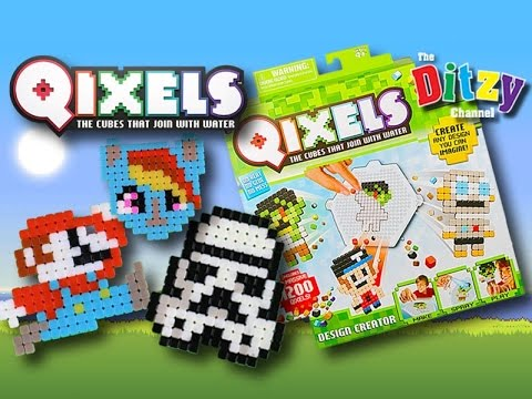 QIXELS Art n Craft How-To | Play Along...