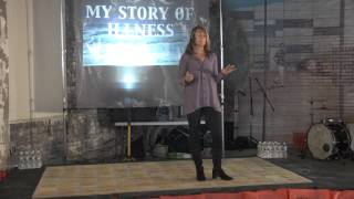 Harnessing the healing power of stories:Annie Brewster at TEDxFenway