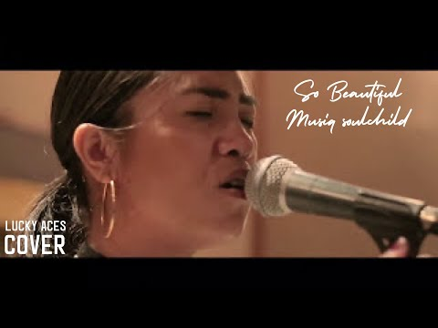 So beautiful - Musiq Soulchild (Lucky Aces Band Concept Cover) Wedding Band Bali