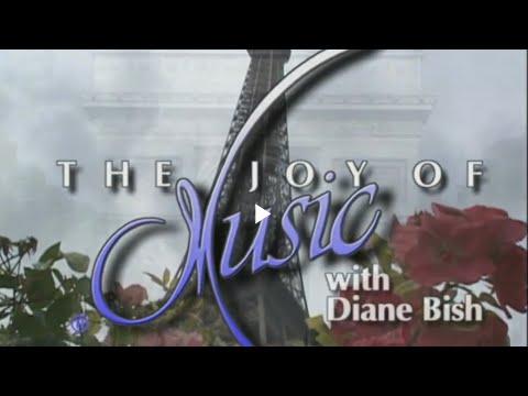 MUSICAL VISIT TO PARIS I (The Joy of Music with Diane Bish)