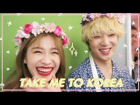 Take me to Korea - FILMING FOR MIMI SHOP!!!💕
