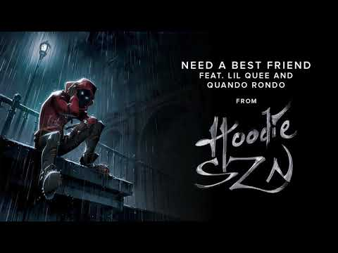 A Boogie Wit Da Hoodie - Need A Best Friend (feat. Lil Quee