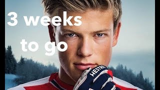 3 weeks to go | Vlog 43