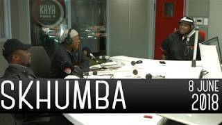 Skhumba talks about the petrol price hike