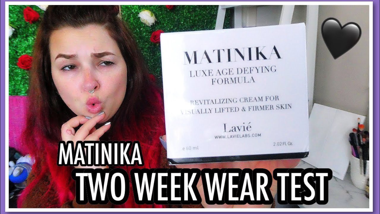 Download Matinika Luxe Age Defying Formula Review | 2 Week Test| Lavie Labs