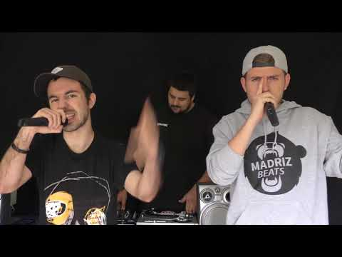 MANUDO, DJ FENIX Y LBEATS - BEATBOX SERIES VOLUMEN 1