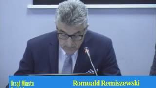 VI nadzwyczajna Sesja Rady Miasta Działdowo