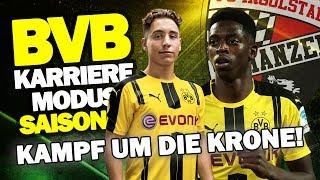 KAMPF UM DIE KRONE! Bundesliga Gegen FC Ingolstadt ♕ FIFA 17 Karrieremodus BVB S3 #45