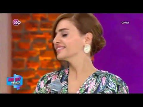 Azeri kizi Gunel, Alisan -Senden insaf diler yarin 2016