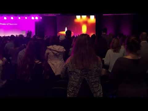 Tony Robbins Meditation  Toronto 10/30/19