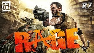RAGE PC Gameplay MAX SETTINGS [1080p 60FPS]