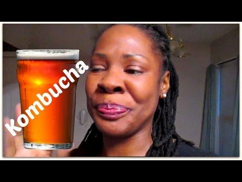 Trying Kombucha Tea Reaction #CQ76