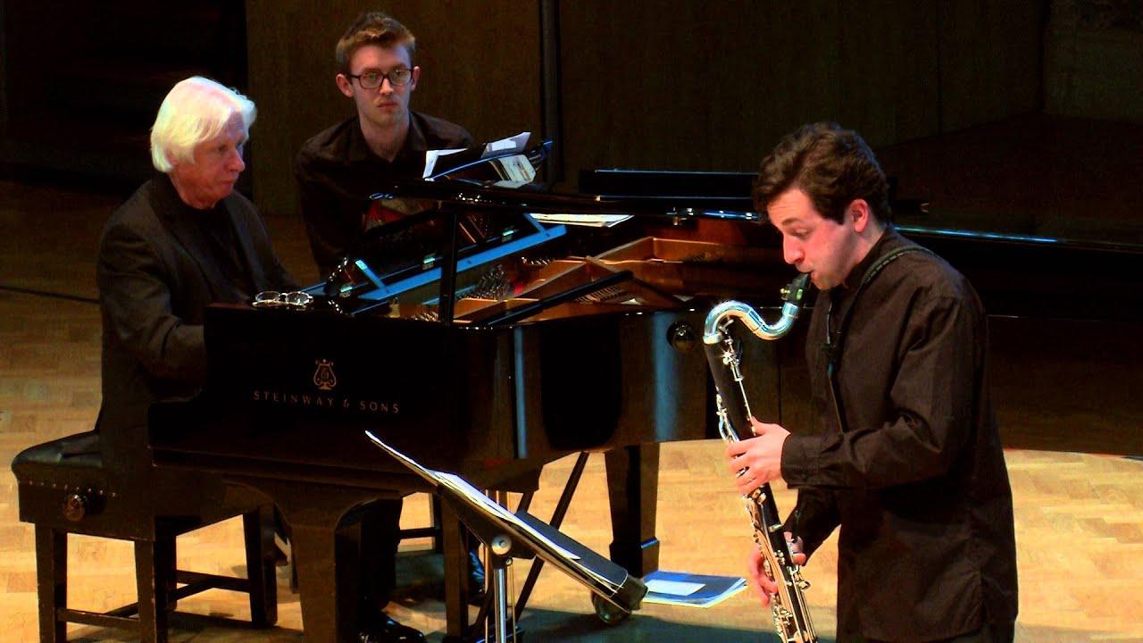 Jules Semler-Collery - Légende et divertissement: pour clarinette basse et piano