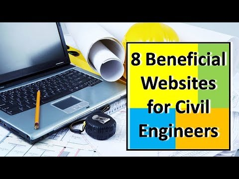 8 Beneficial Websites For Civil Engineers