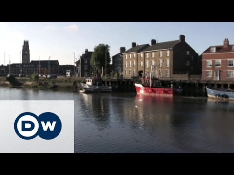 Brexit aftermath in the town of Boston | Focus on Europe