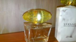 Review of Yellow Diamond by Versace