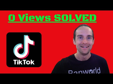 SOLVED! TikTok 0 Views On New Videos And This Video Is Under Review And Cannot Be Shared Right Now!