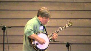 Bugle Call Rag, Hersie McMillian, 9th Place Galax Banjo 8-10-2011.mpg